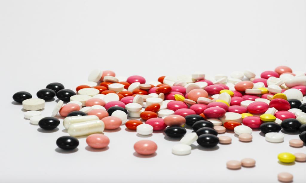 drug assortment