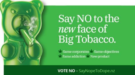 Taken from the Family First New Zealand campaign against legalized marijuana.