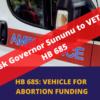 Ask Governor Sununu to VETO HB 685, the Abortion Insurance Mandate