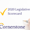 Just Released: Cornerstone's 2020 Scorecard