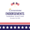 Cornerstone releases 2020 State General Election Endorsements